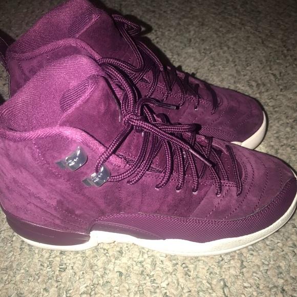 40d91e7fcff Jordan Shoes | Air Retro 12 Bordeaux | Poshmark